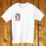 胸にワンポイントのデザインを入れたオリジナルTシャツの作り方